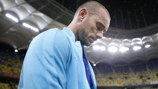 Realistische Sneijder beseft dat Qatar kansen op Oranje 'niet vergroot'