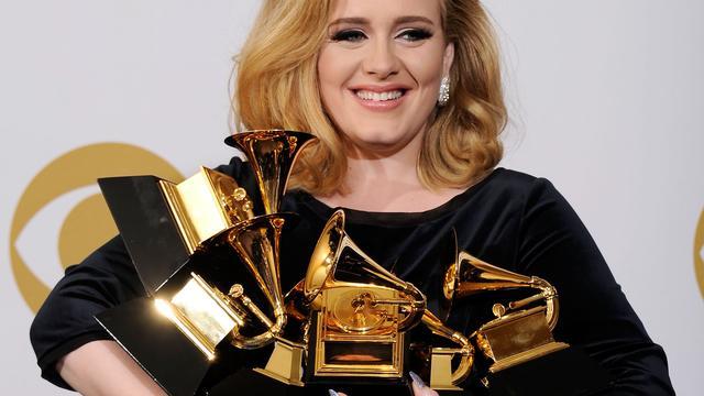 Album 25 van Adele verschijnt na zeven maanden toch op Spotify