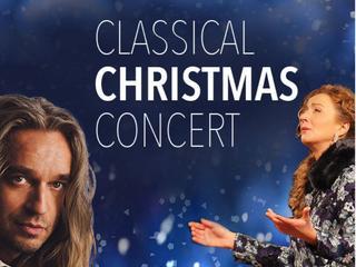 Tickets voor het Classical Christmas Concert van 80 voor 49 euro