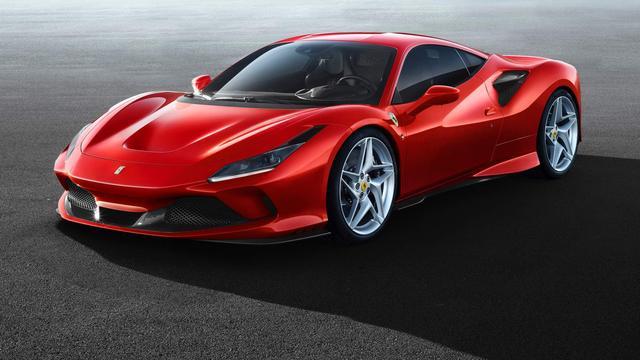 Ferrari geeft nieuw model krachtigste V8-motor ooit