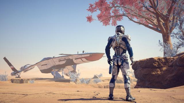 'Electronic Arts zet gamereeks Mass Effect in ijskast'