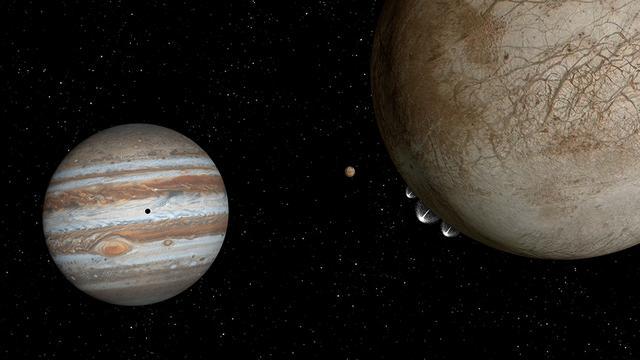 Astroïde afkomstig uit ander planetenstelsel ontdekt bij Jupiter