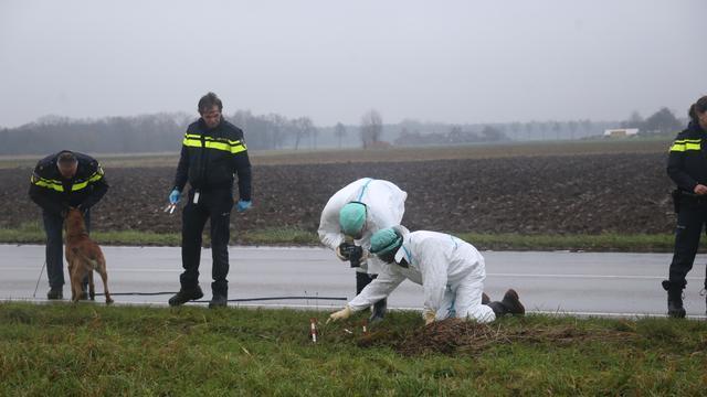 Dode man in sloot bij Etten-Leur omgekomen door scooterongeluk