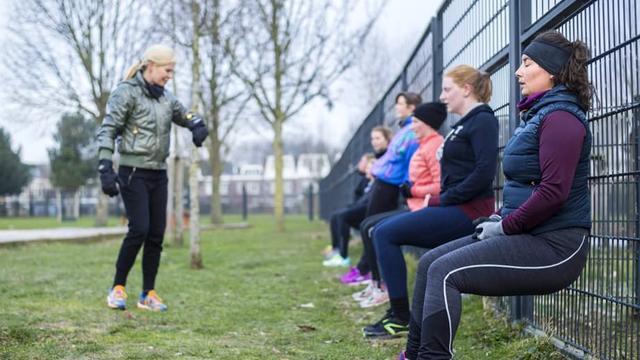 Sport Challenge tegen armoede in Ossendrecht