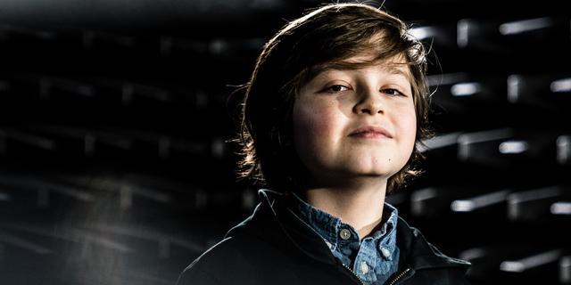 Elfjarige Laurent Simons behaalt bachelor in één jaar met gemiddeld een negen