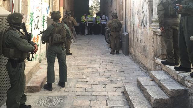 'Drie Palestijnen omgekomen bij rellen in Oost-Jeruzalem'
