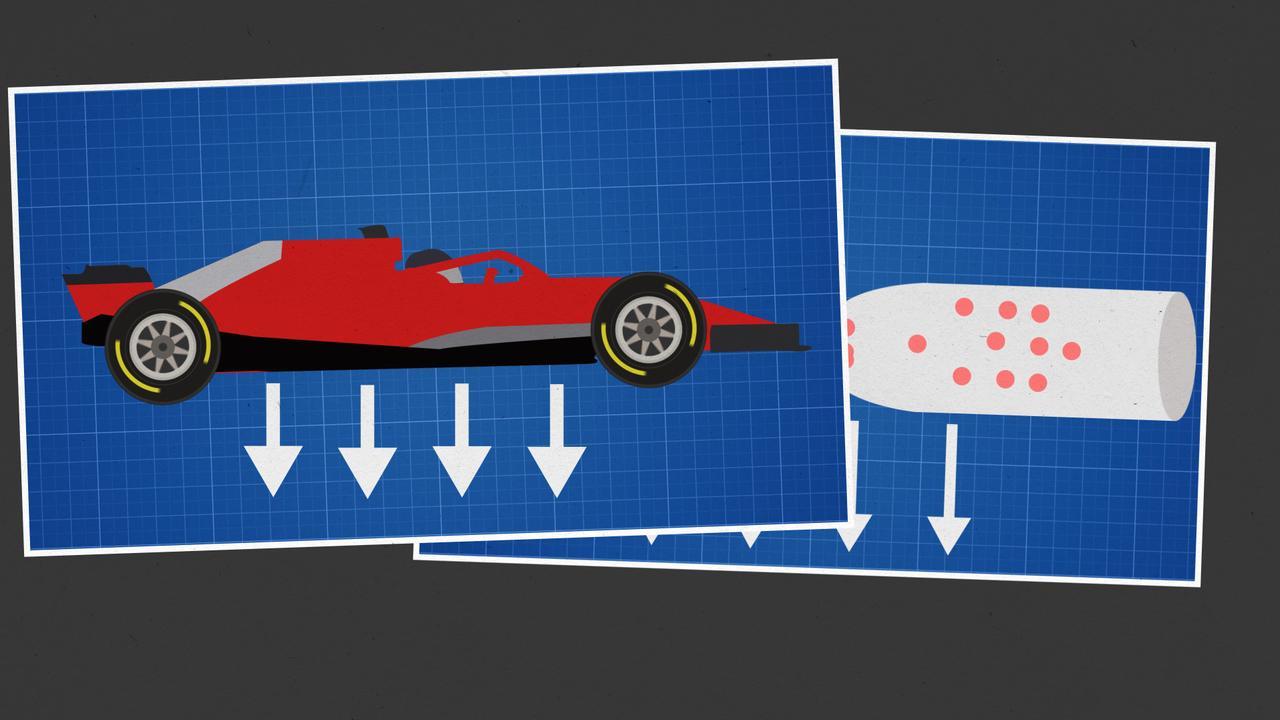 Zo wil de F1 vanaf 2021 inhalen makkelijker maken
