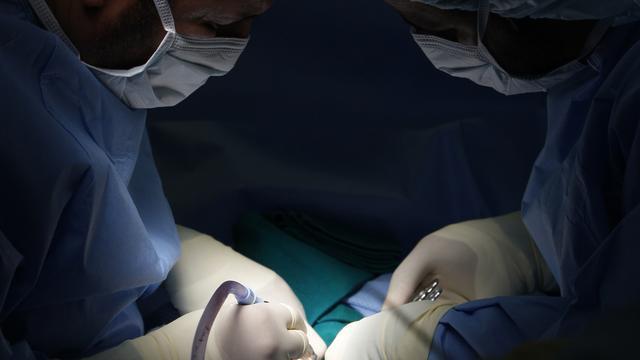 Succesvolle scheiding Siamese tweeling in Verenigde Staten