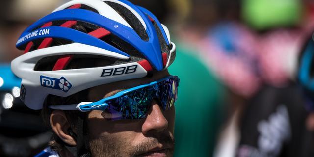 Pinot zet nieuwe topklassering in Tour uit zijn hoofd