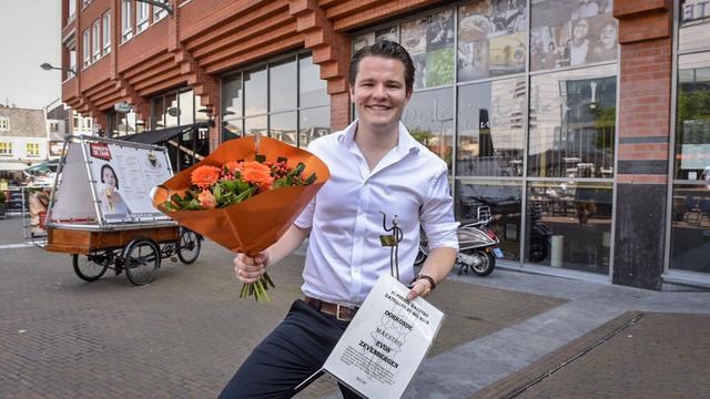 Evon Zevenbergen is de Alphense maestro van 2018