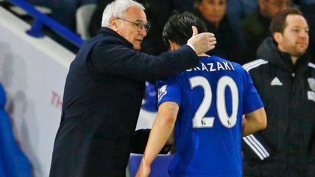Ranieri stelt dat Leicester City 'blijft vechten' voor de titel