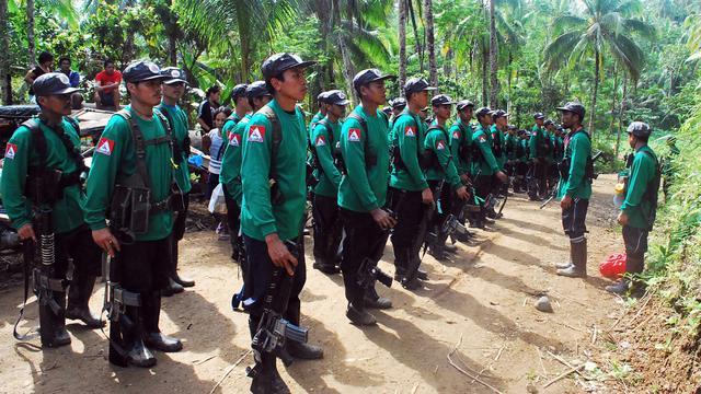 Wapenstilstand tussen rebellen en regering Filipijnen