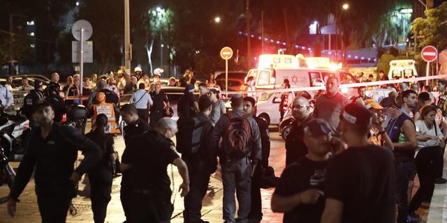 Doden bij aanslag op markt in Israëlische Tel Aviv
