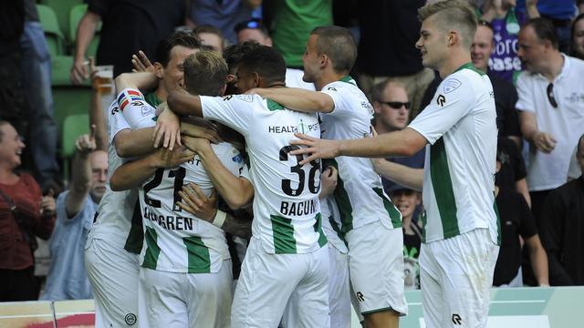 FC Groningen wint ruim van FC Emmen in oefenduel