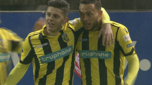Baker maakt ook tweede treffer voor Vitesse