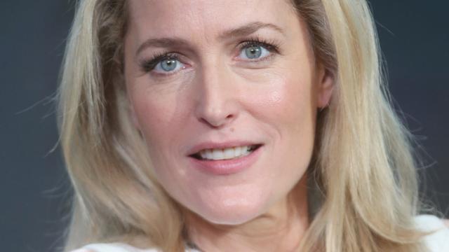 Gillian Anderson wil geen twaalfde seizoen The X-Files maken