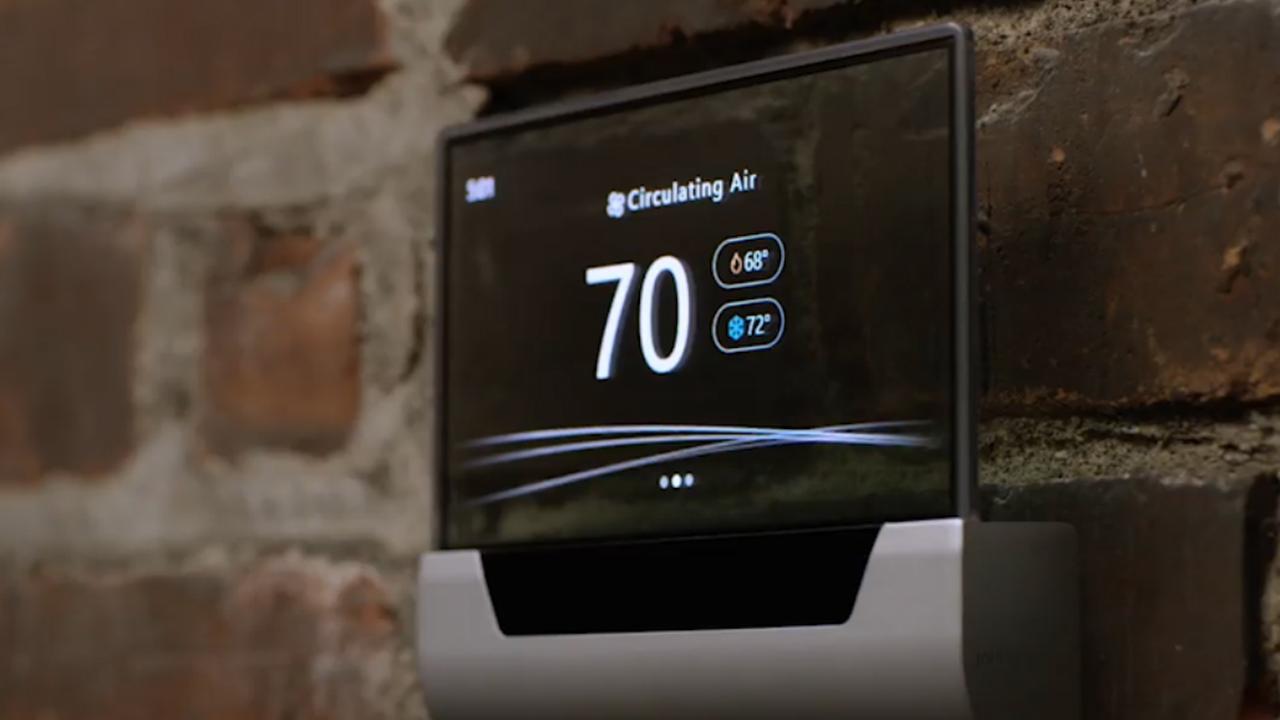 Video: Slimme thermostaat werkt met stemassistent Cortana