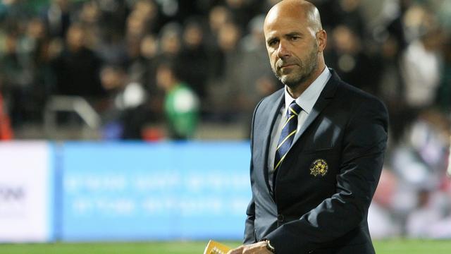 Bosz komt twee punten tekort voor Israëlische titel met Maccabi Tel Aviv