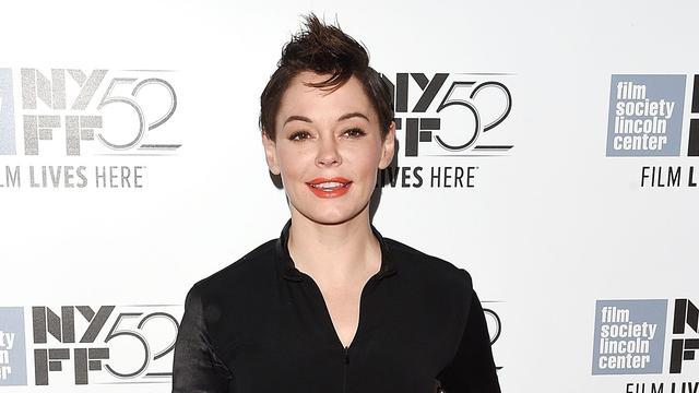 Rose McGowan vond dag dat Weinstein Company failliet ging 'mooie dag'