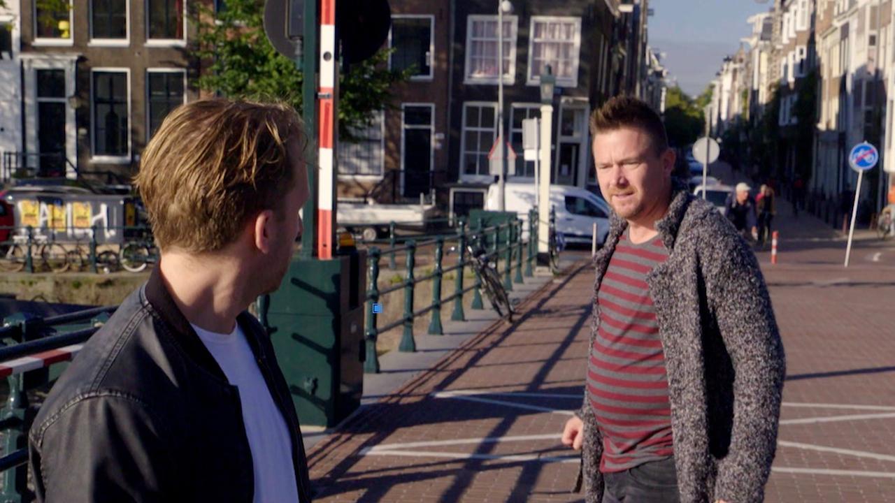 Comedy Central deelt promo The Roast met Johnny de Mol