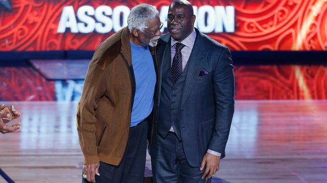 Magic Johnson na promotie technische baas Los Angeles Lakers