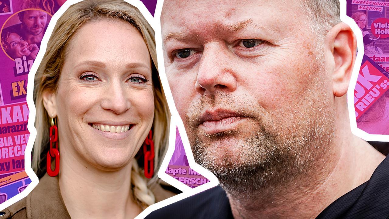 In de bladen: Geheime relatie Hélène? | Scheiding kost Barney miljoenen