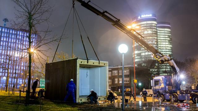Jaarbeurs-terrein heeft het 'meest duurzame gebouw van Utrecht'