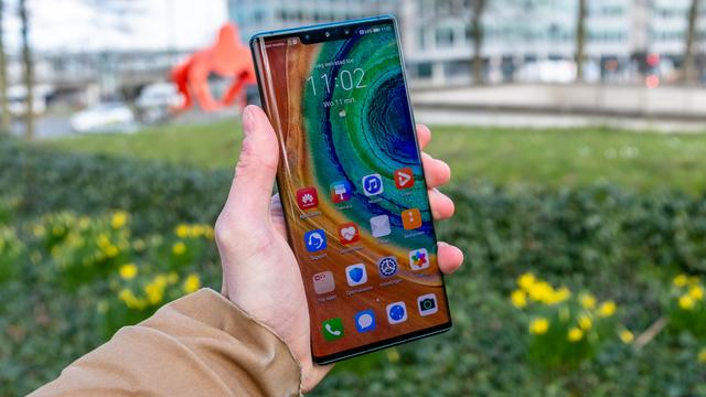 Review: Huawei Mate 30 Pro kan Google-apps nog niet missen