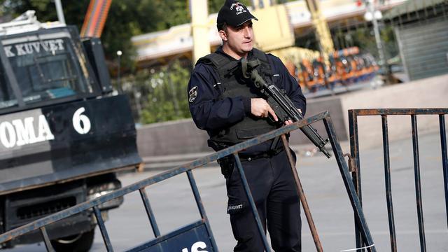 Man neergeschoten na aanval op Israëlische ambassade in Turkije