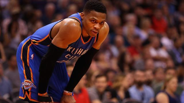Westbrook tweede speler ooit met 'triple-double' gemiddeld in NBA