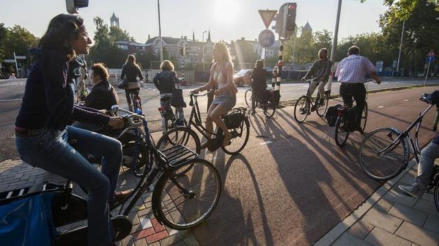 Utrecht op nummer 2 Lonely Planet-lijst van beste fietssteden