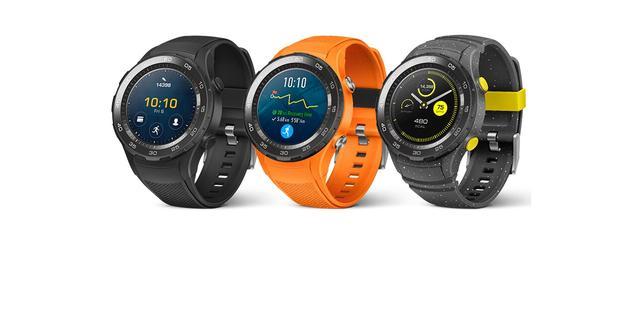Foto's tonen sportieve Huawei Watch 2