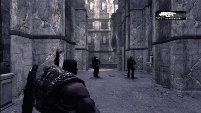 Videobeelden Gears of War voor Xbox One uitgelekt