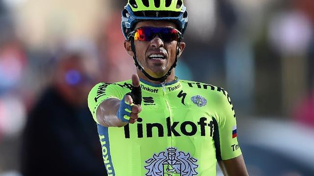 Contador zegeviert in slotrit Algarve