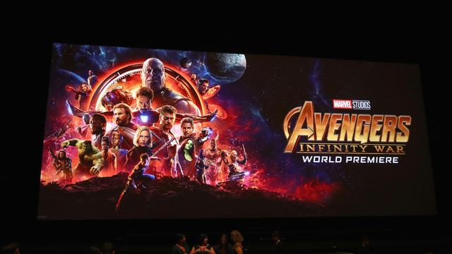Nieuwe Marvel-film Avengers: Infinity War breekt records in VS