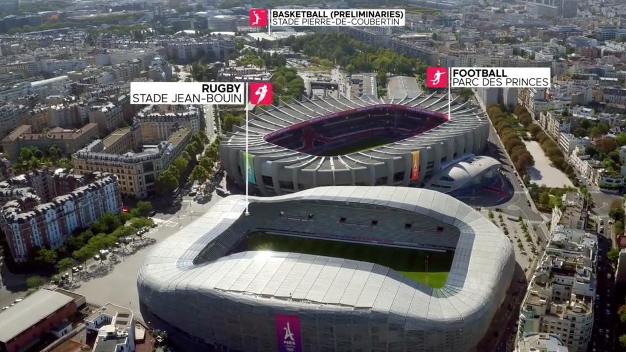 Zo willen Parijs en Los Angeles de Olympische Spelen van 2024 binnenhalen