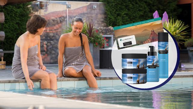 Dagje voor twee bij de Veluwse Bron met TREATMENTS® box voor 34,95 euro