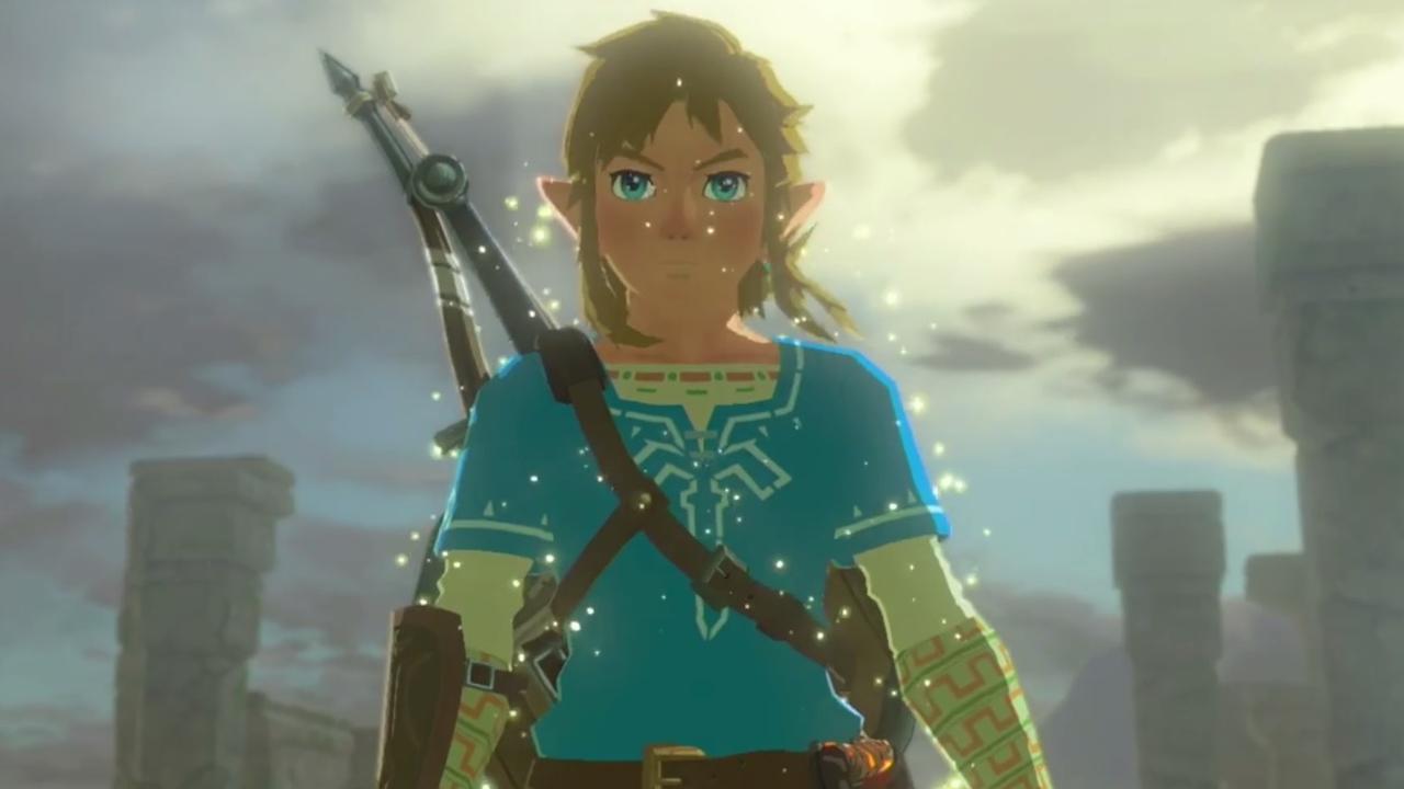 Nieuwe Zelda-trailer hint naar vrouwelijk hoofdpersonage