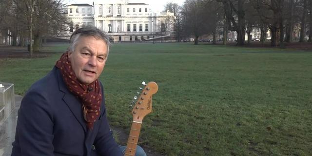 Voorzitter Schneiders tegen verplaatsing: 'Bevrijdingspop hoort in De Hout'