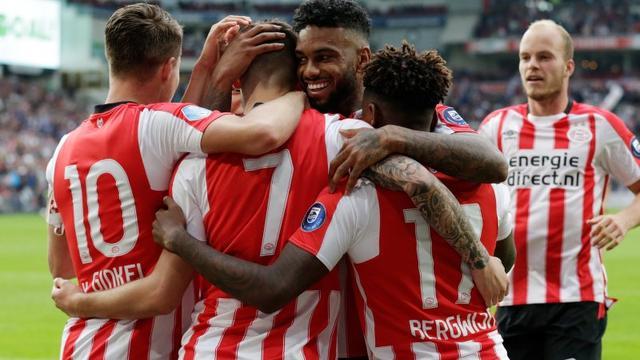 PSV zet zegereeks voort met eenvoudige zege op Roda JC