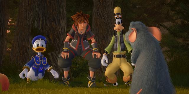 Review: Kingdom Hearts III biedt veel plezier, ondanks complex verhaal