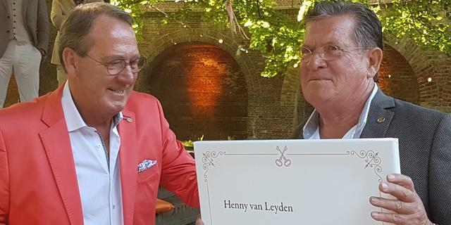 Henny Wiggers van Henny's Rits in Leiden overleden