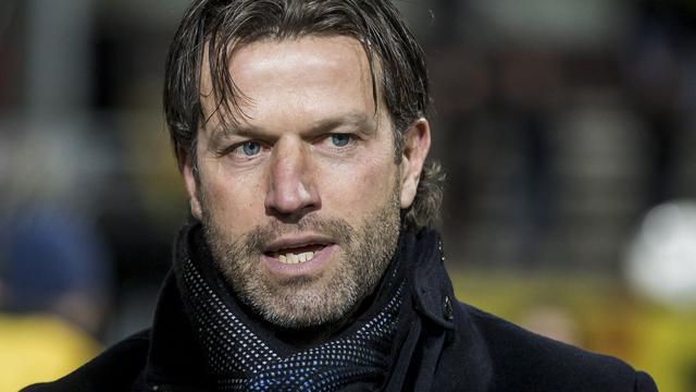 Trainer Faber niet bang voor voortijdig vertrek bij FC Groningen