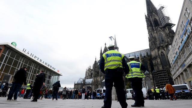 Verdachten aanrandingen Keulen aangehouden