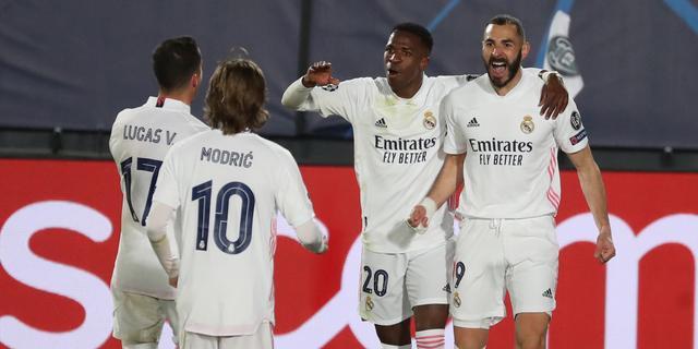 Zidane geniet van routiniers bij Real Madrid: 'Ze zijn nog geen opa's'
