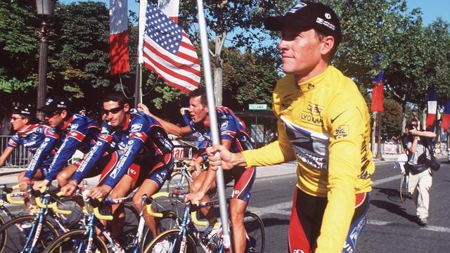 20 jaar na eerste 'Tour-zege' Armstrong: VS worstelt nog steeds met affaire