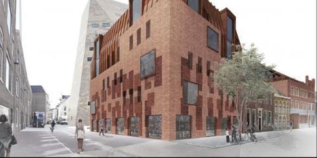 Architectenbureau NEXT gekozen voor bouw kunstencentrum Nieuwe Markt