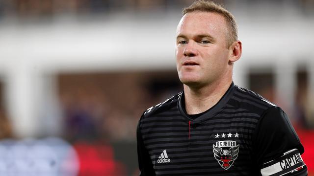 Rooney maakt zich niet druk over speeltijd in veelbesproken afscheidsduel