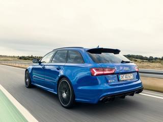 De auto krijgt 100 pk meer dan de gewone Audi RS6 Avant