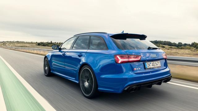Audi RS6 Avant Nogaro Edition heeft 705 pk